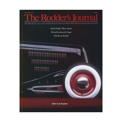 Rodders Journal 17 (A cover...