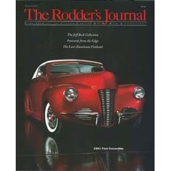 Rodders Journal 18 (A cover...