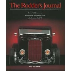 Rodders Journal 19 (A cover...
