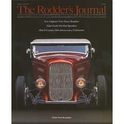 Rodders Journal 23 (A cover...