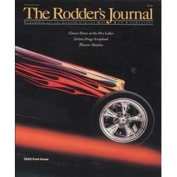 Rodders Journal 14 (A cover)
