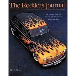Rodders Journal 12 (A cover)