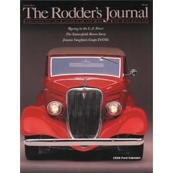 Rodders Journal 11 (A cover)