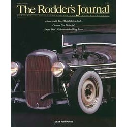 Rodders Journal 26 (A cover...