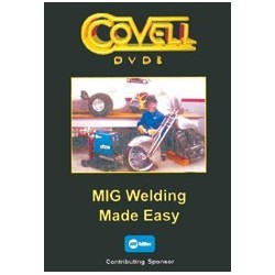DVD MIG Welding Made Easy