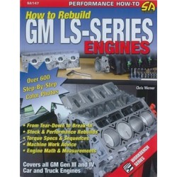 How to Rebuild GM LS Series...