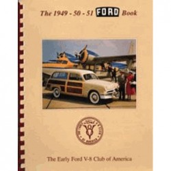 The 1949-1951 Ford Book