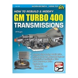 GM Turbo 400 Transmissions