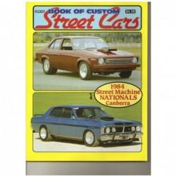 Book of Custom Street Cars