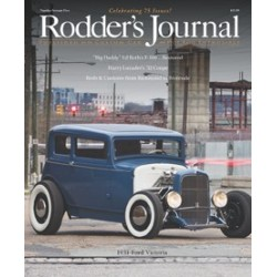 Rodders Journal 75 (A cover)