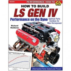 How to Build LS Gen IV...