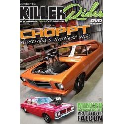 DVD Killer Rides 2