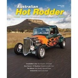 Australian Hot Rodder 8