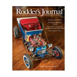 Rodders Journal 84 (A cover)