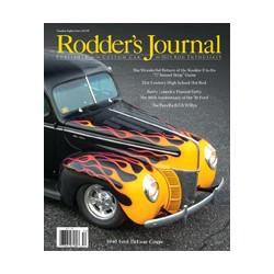 Rodders Journal 84 (B cover)