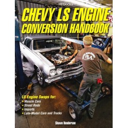 Chevy LS Engine Conversion...
