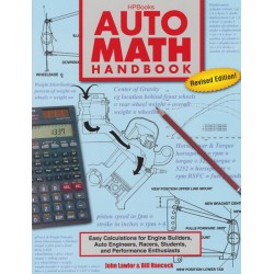 Auto Math Handbook (revised...
