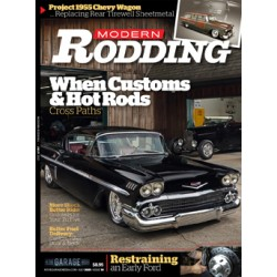 Modern Rodding Issue 10