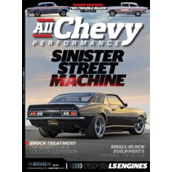 All Chevy Performance Issue 8